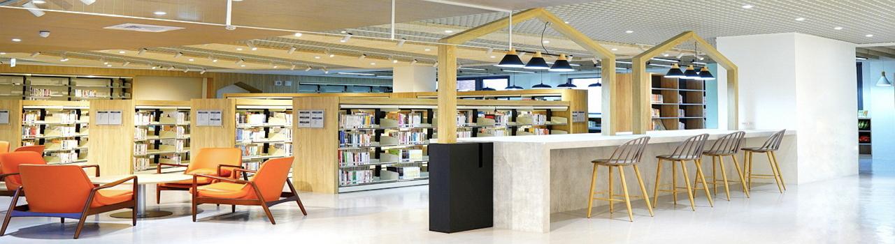 新北市林口西林圖書閱覽室109年9月29日正式啟用